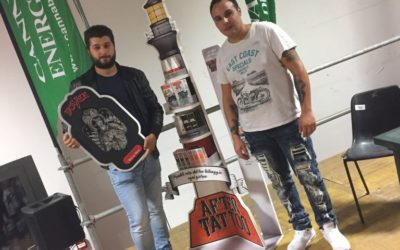AFTERTATTOO Premio Tecnico del FOVEA TATTOO SHOW