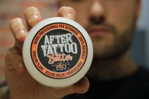 burro per tatuaggi