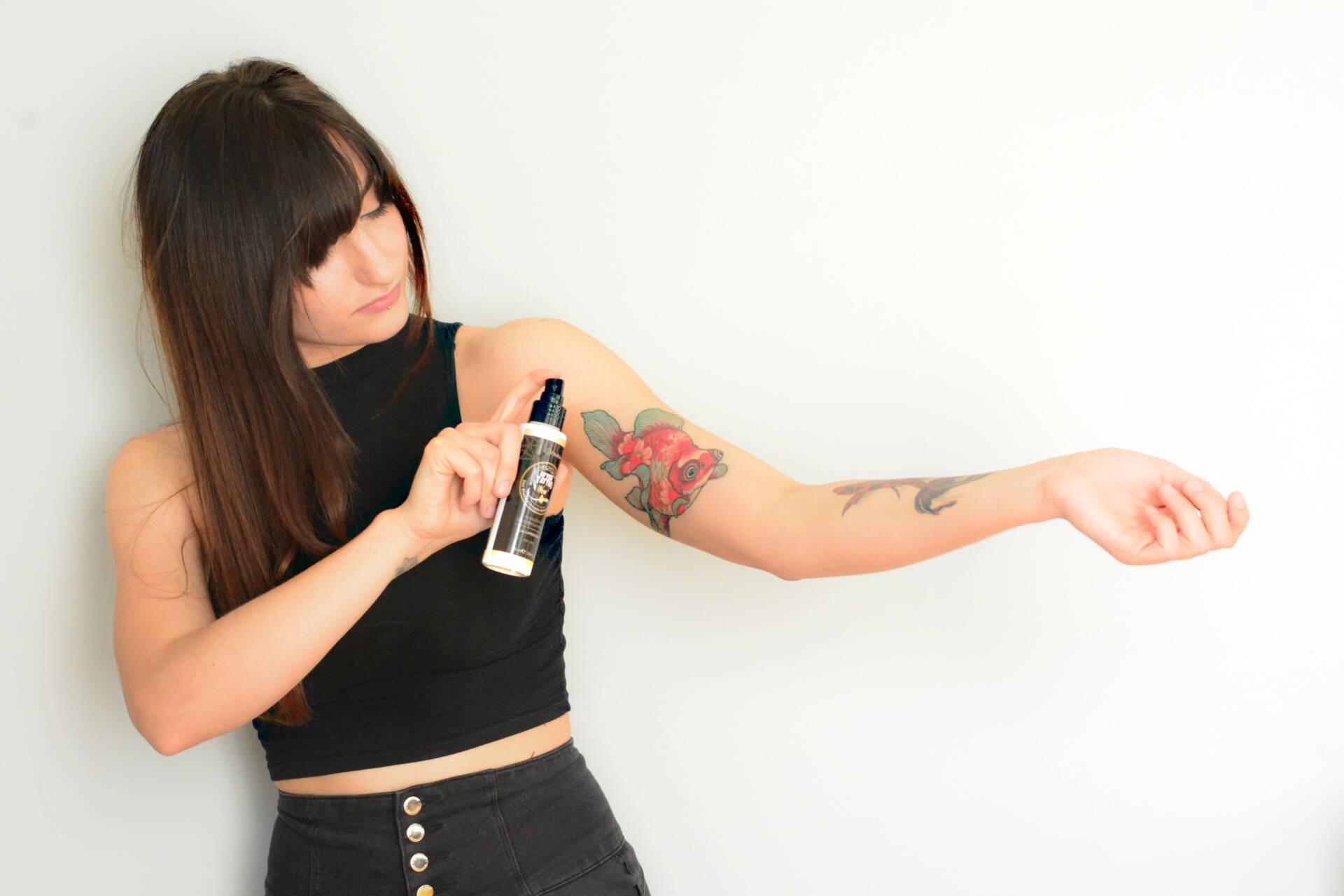 Crema Tatuaggio Rivitalizzante