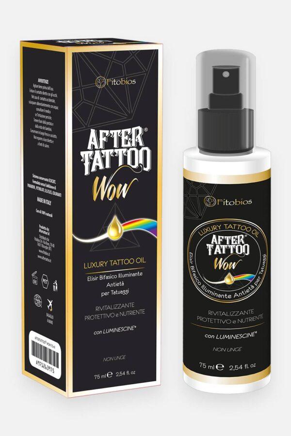 Rivitalizzante tatuaggi illuminante wow